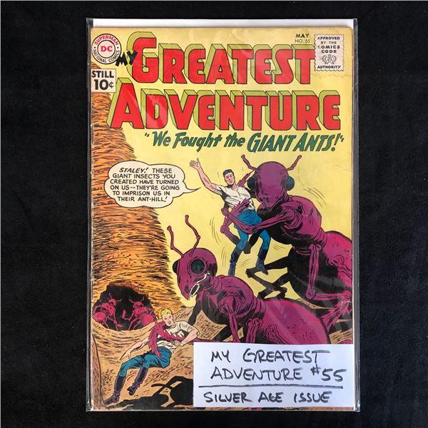 MY GREATEST ADVENTURE #55 (DC COMICS)