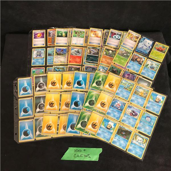 100+ POKEMON CARDS