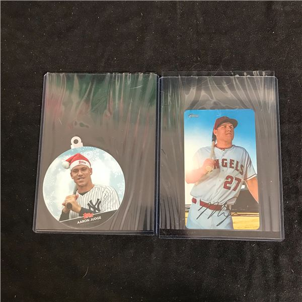 BASEBALL STARS COLLECTOR CARDS LOT