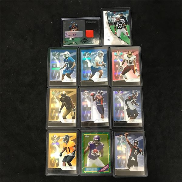 ASSORTED FOOTBALL CARD LOT