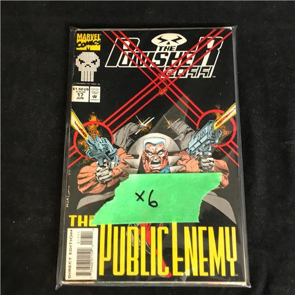 PUNISHER 2099 #17 (THE PUNISHER) 6 COPIES