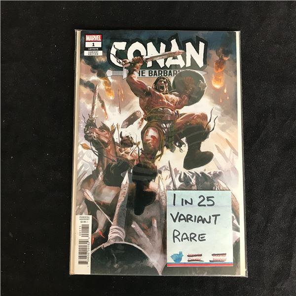 CONAN THE BARBARIAN #1 (MARVEL 1 in 25 VARIANT) *RARE*