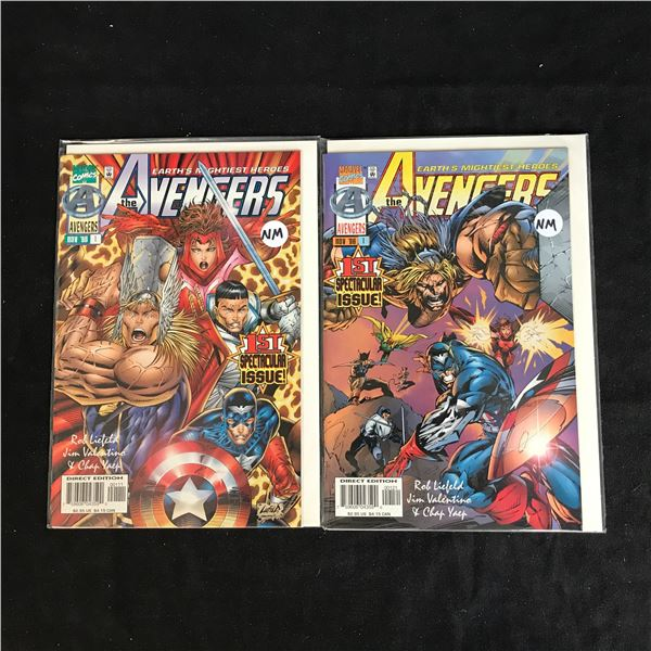 AVENGERS #1s (MARVEL COMICS)