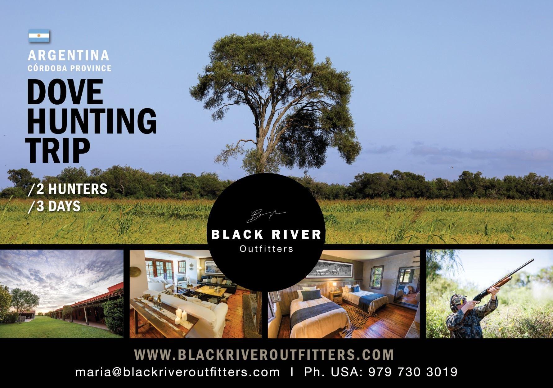 Black River Dove Hunt