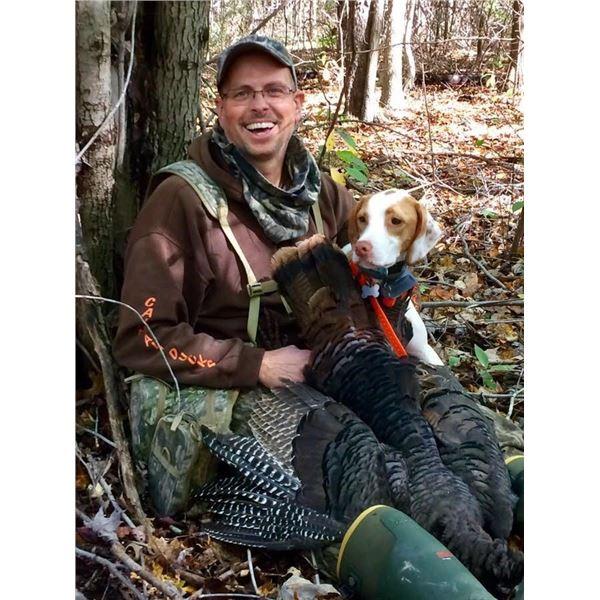 2 Day Ohio Fall Turkey Hunt w/dogs