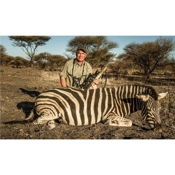 Wild Wildebeest Lodge South African Safari