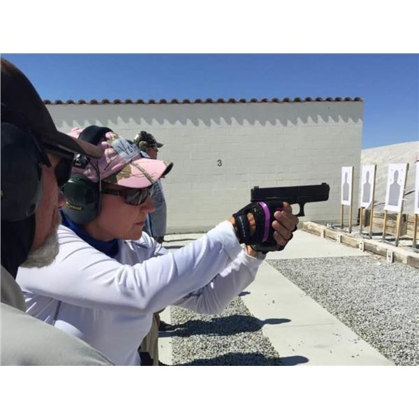 Front Sight Firearms Training Institute Commander Lifetime Family Membership