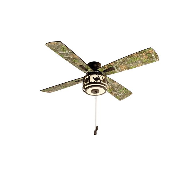 Mossy Oak Ceiling Fan