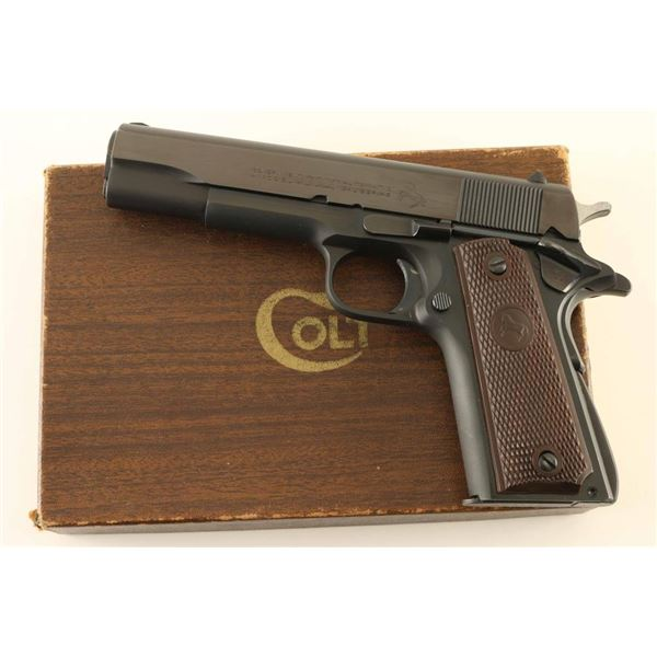 Colt Government Model .45 ACP SN: 335174-C