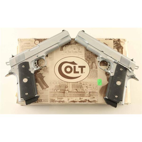 Colt McCormick Factory Racer Two Gun Set