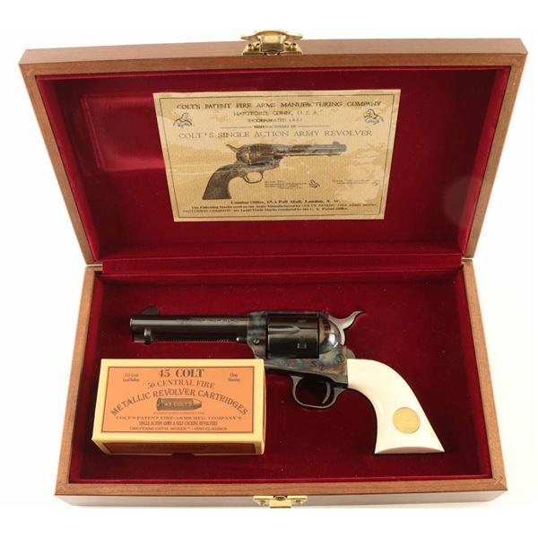 Colt Single Action Army .45 LC SN: 83344SA