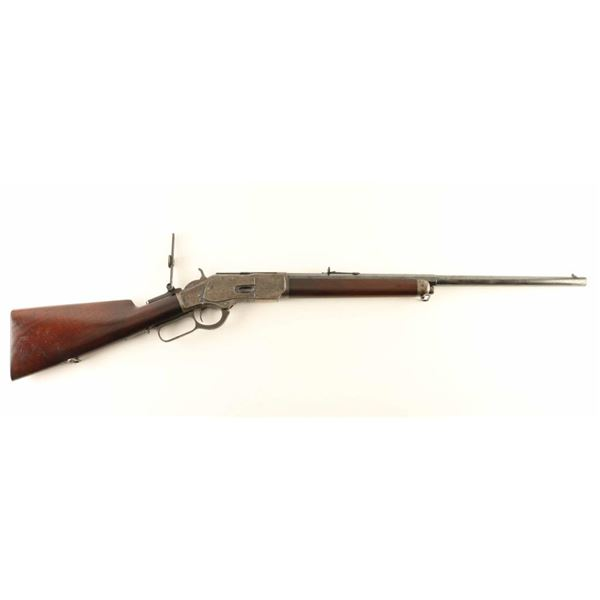 Winchester 2nd Model 1873 .44-40 SN: 76642