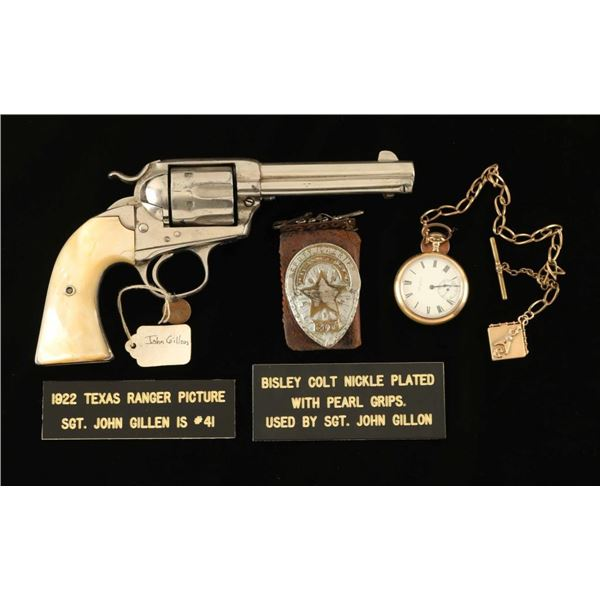 Colt Bisley .45 LC SN: 284173