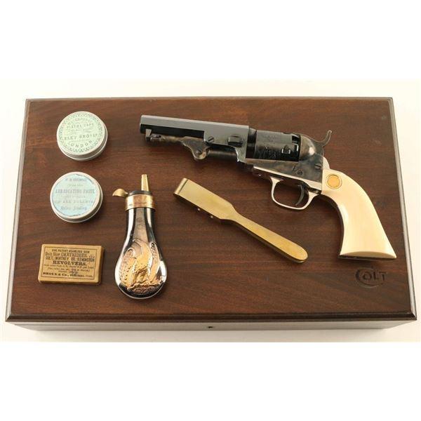Colt 1849 Pocket .31 Cal SN: 343246