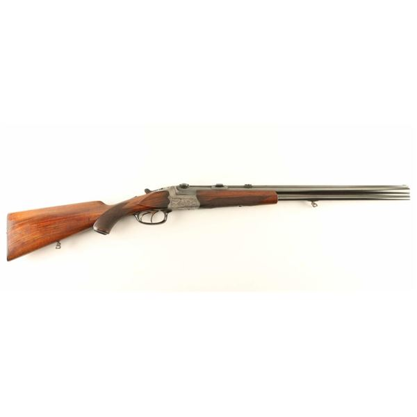 Emil Kerner & Sohn O/U Combination Gun