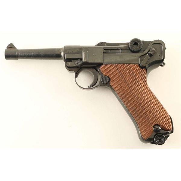Mauser Luger 9mm SN: 8295