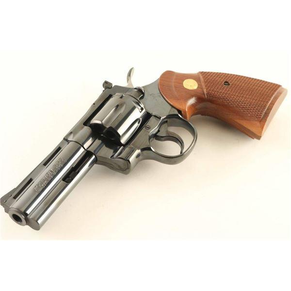 Colt Python 357 Mag SN: V94839