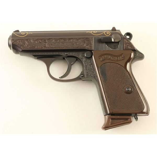 Walther PPK .380 ACP SN: 116835A