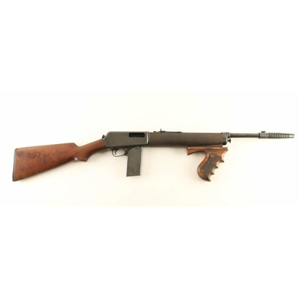 Winchester 1907 351 SL SN: 35809