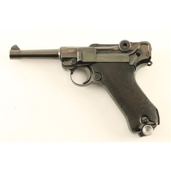DWM Luger 7.65mm SN: 7542k