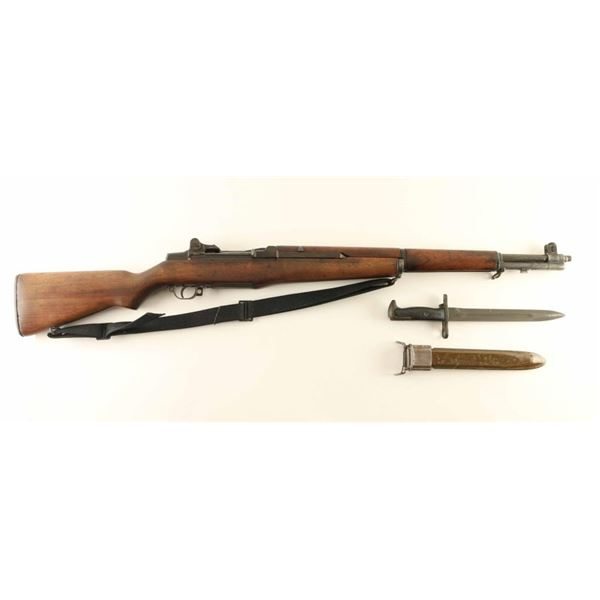Springfield M1 Garand 30-06 SN: 787050