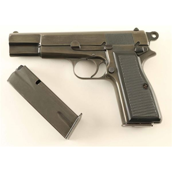 Browning Hi-Power 9mm SN: 43025b