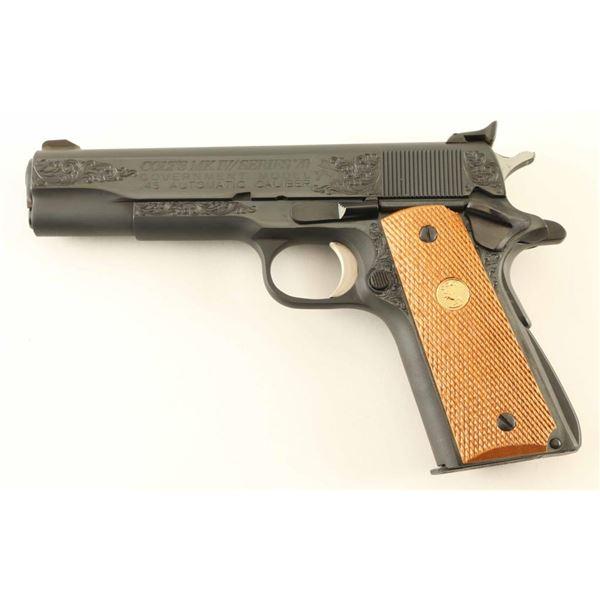Colt Government Model .45 ACP SN: 70G89763