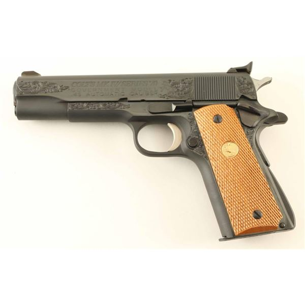 Colt Government Model .45 ACP SN: 70G89763