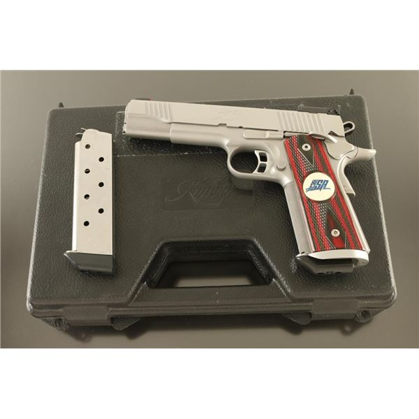 Kimber Team Match II 45acp SN: K100397