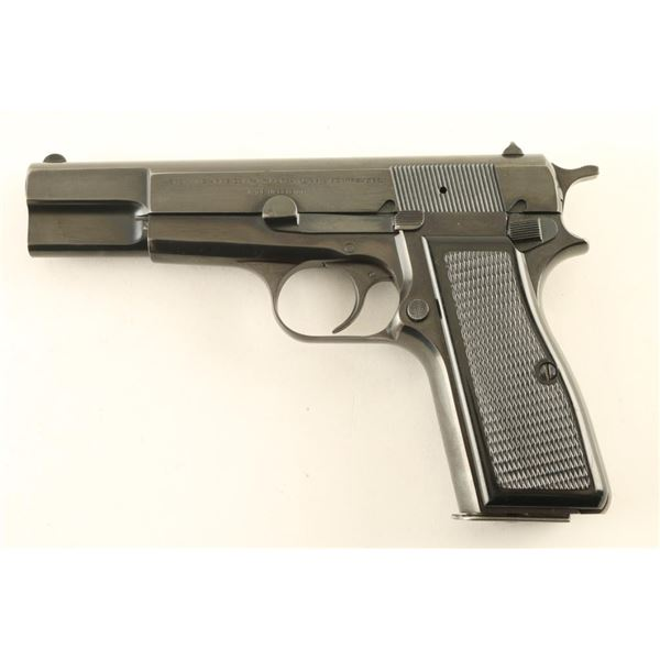 Browning Hi-Power 9mm SN: 71C36602