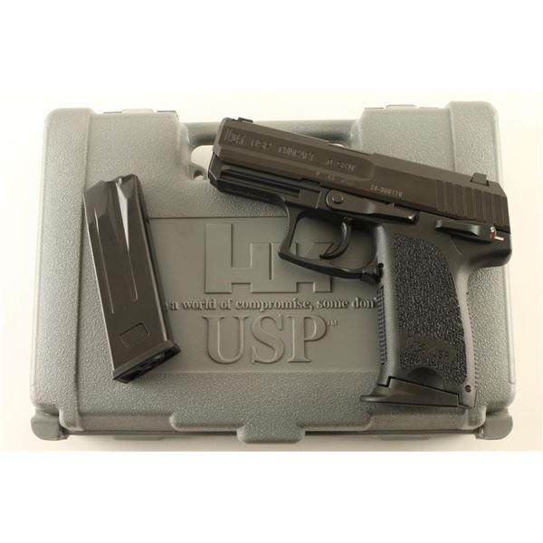 Heckler & Koch USP Compact .40 S&W