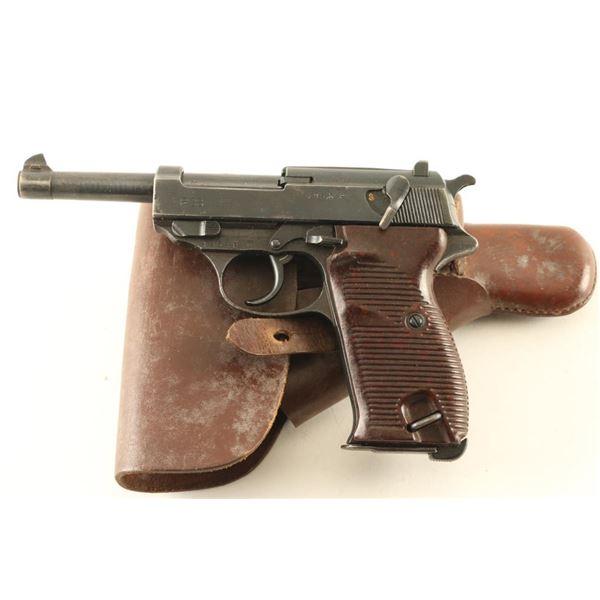 Mauser 'byf 43' P.38 9mm SN: 4953P