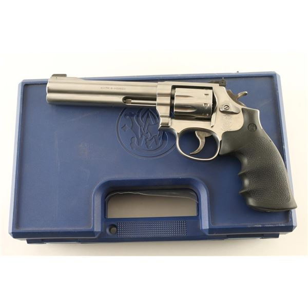 Smith & Wesson 617-4 .22 LR SN: CDT2110