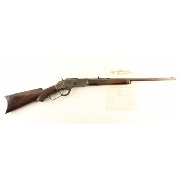 Winchester 3rd Model 1873 .38-40 SN: 132216