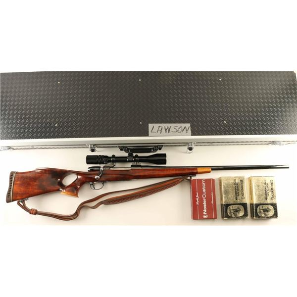 Harry Lawson Mauser 375 H&H Mag SN: 13069L