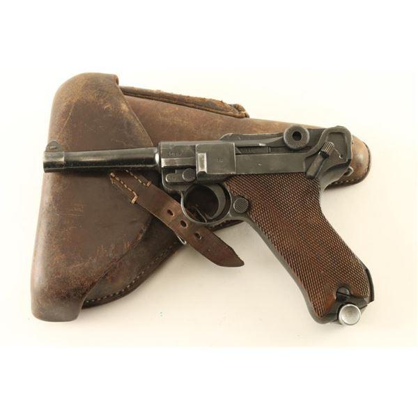 Mauser '42 1939' P.08 9mm SN: 2084u