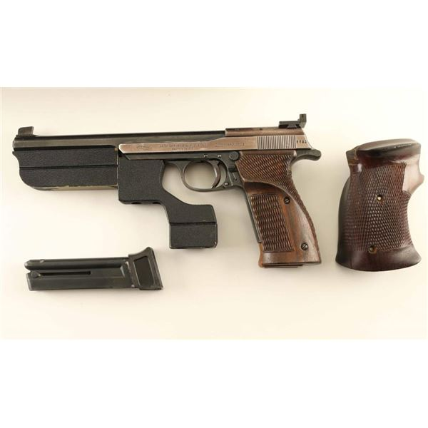 Walther Olympia .22 Short SN: 8582O