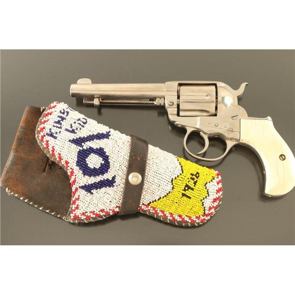 Kinsey Kid 101 Ranch Items w/ Colt Revolver