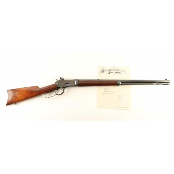 Winchester Model 1892 .32-20 SN: 340842