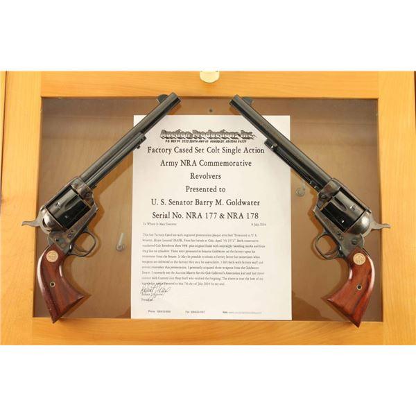 Colt 1871 NRA Centennial 1971 Two Gun Set