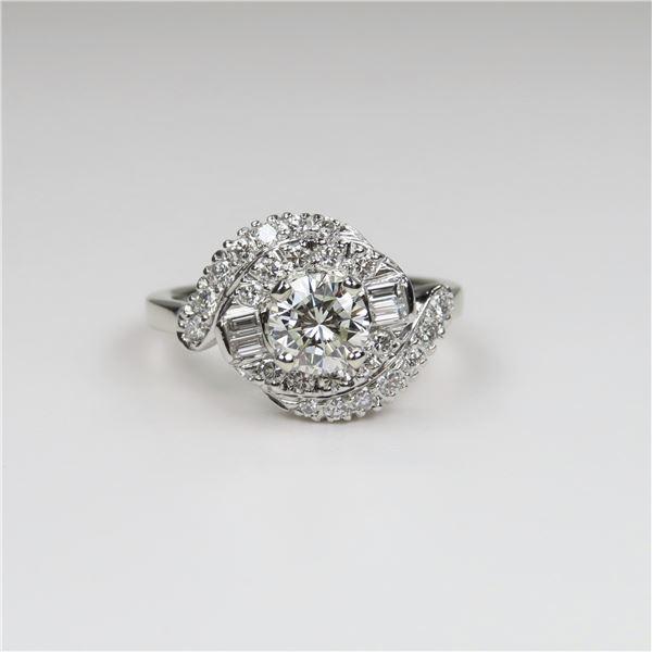 Heirloom Quality Fine Estate Diamond Ring