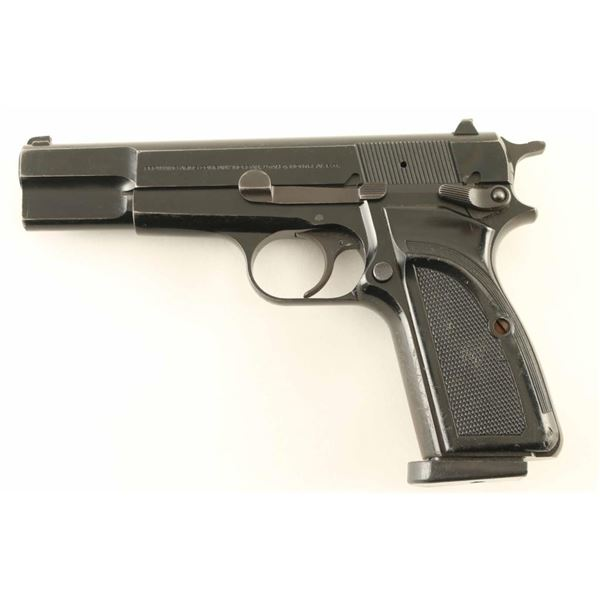 Browning Hi Power 9mm SN: 245NM36347