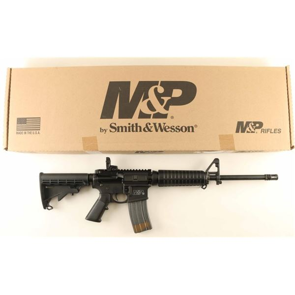 Smith & Wesson M&P-15 5.56mm SN: TF53001