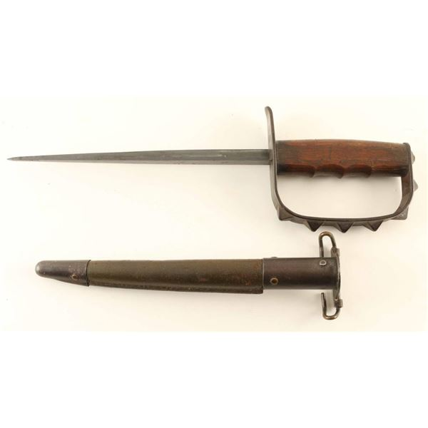 L.F. & C. US Model 1917 Trench Knife