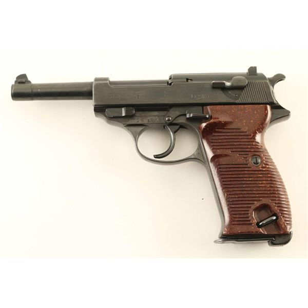 Walther P-38 9mm SN: 1724e