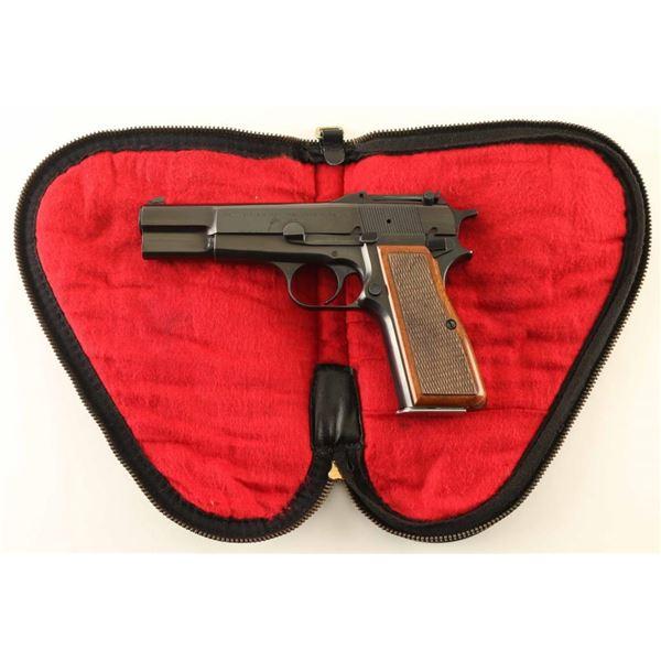 Browning Hi Power 9mm SN: 76C04861