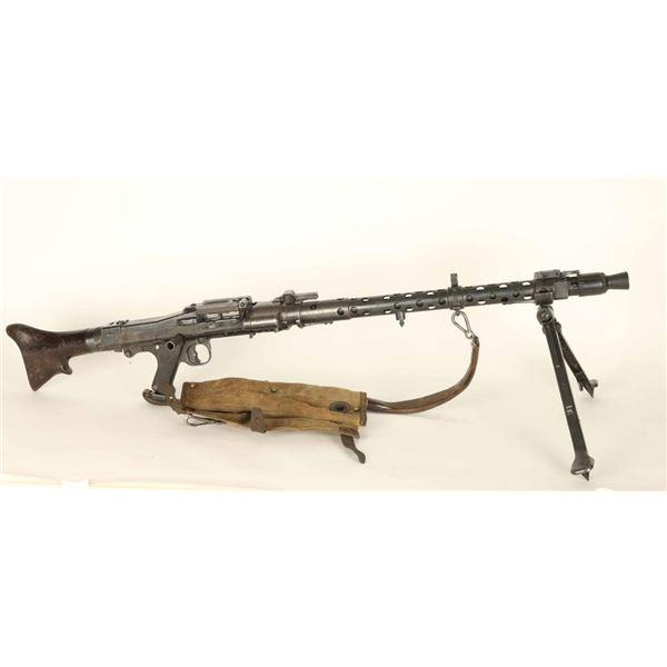 German WWII MG 34 Dummy LMG/Display Model