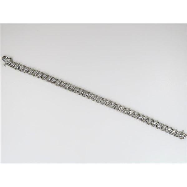 Luxurious Diamond Bracelet