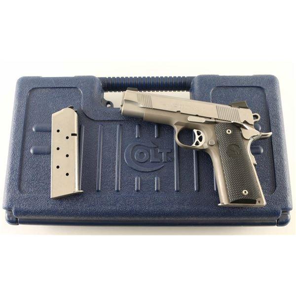 Colt Commander 45acp SN: FL08599E