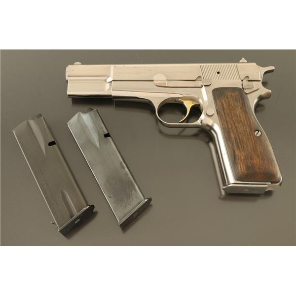 Browning Hi-Power 9mm SN: 245PZ75075